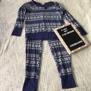 Victoria Secret Size Medium pajama set